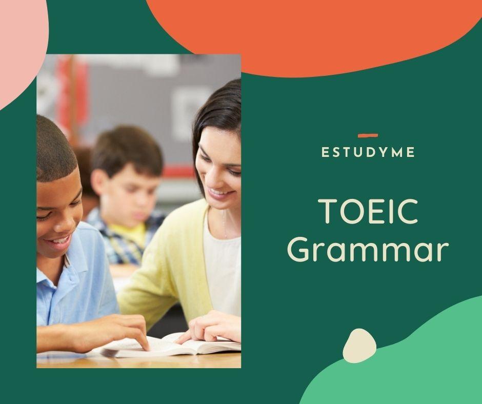 Tổng hợp các sách ôn luyện TOEIC Grammar tốt nhất hiện nay
