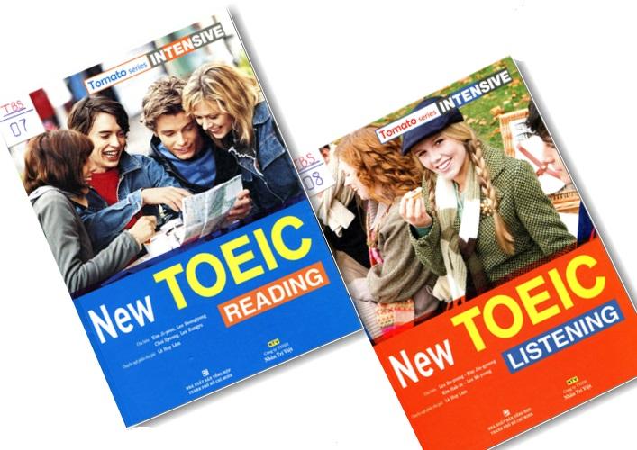 sách luyện thi TOEIC level 550-700 tốt nhất