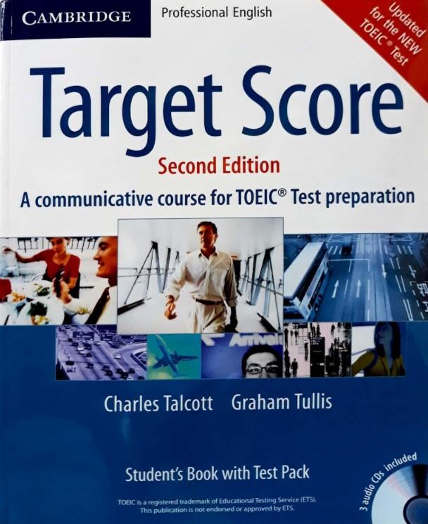 sách luyện thi TOEIC level 700-990