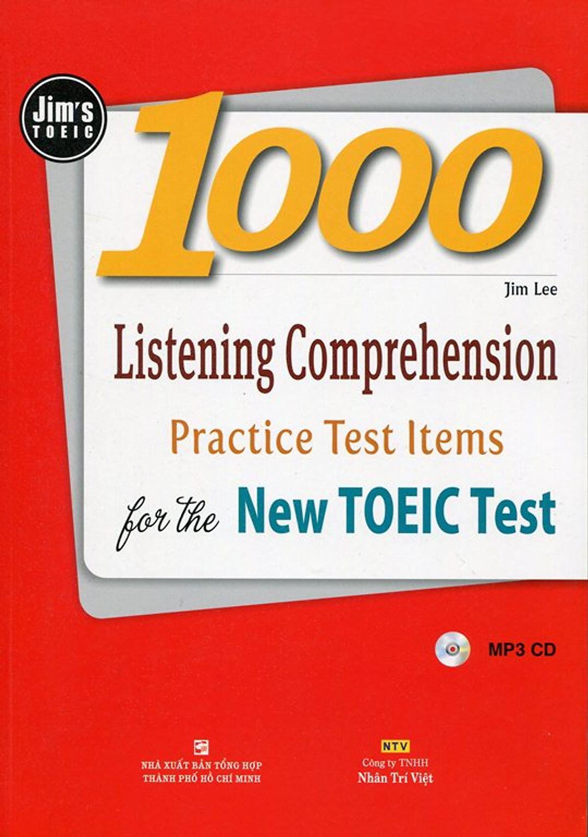 toiec listening test