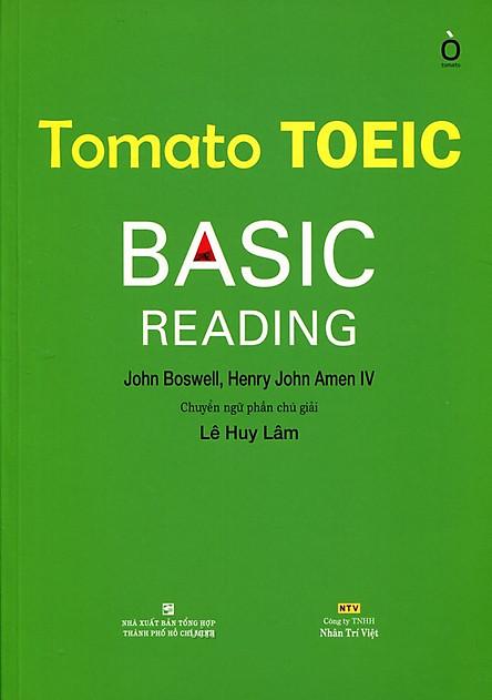TOEIC Reading Test
