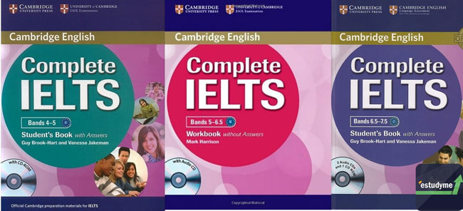 Bộ sách học IELTS Complete IELTS