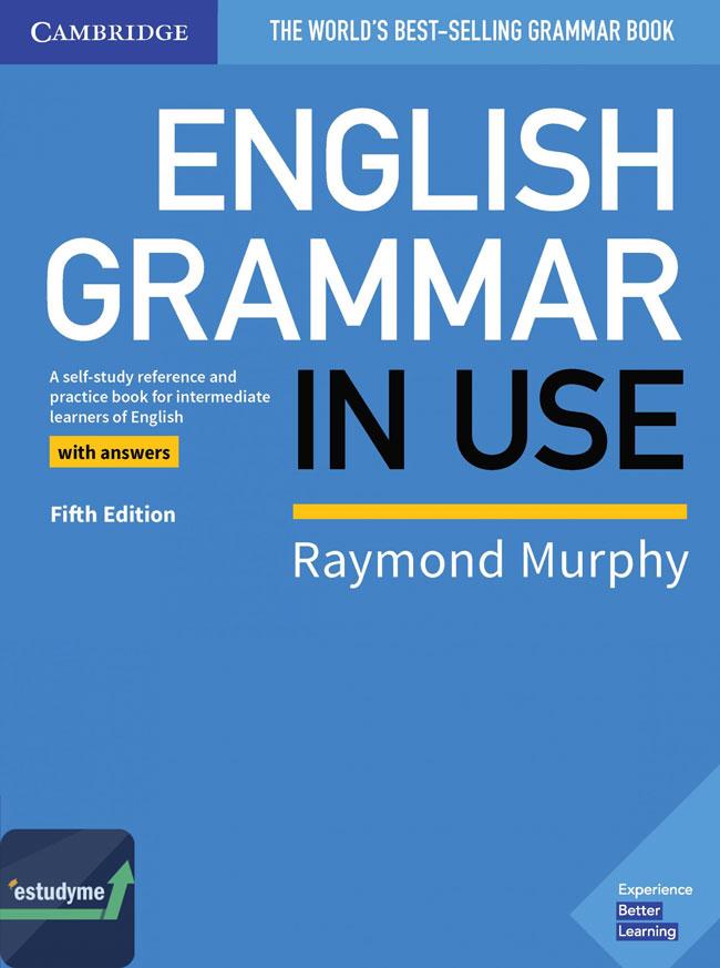 sách học ielts english grammar in use
