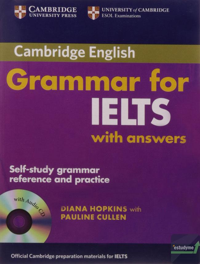 sách học ielts cambridge grammarfor ielts