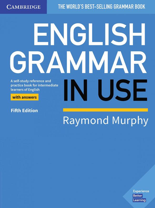 Sách ielts english grammar in use